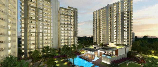 1790 sqft, 3 bhk Apartment in Godrej Oasis Sector 88A, Gurgaon at Rs. 1.0300 Cr