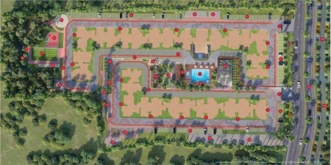 1427 sqft, 3 bhk Apartment in Builder Puravankara Westend q Kudlu Gate, Bangalore at Rs. 1.0600 Cr