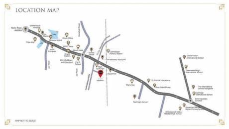 1350 sqft, 2 bhk Apartment in Builder Royal pavilion q Sarjapur Road, Bangalore at Rs. 89.0000 Lacs