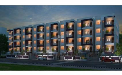 735 sqft, 1 bhk Apartment in Builder Balaji elite q Hennagara, Bangalore at Rs. 23.0000 Lacs