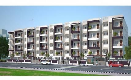 1010 sqft, 2 bhk Apartment in Builder balaji eliteee Hennagara, Bangalore at Rs. 30.3000 Lacs