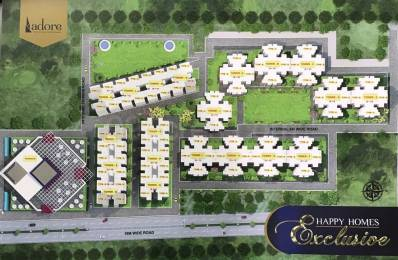 845 sqft, 3 bhk Apartment in Adore Happy Homes Sector 86, Faridabad at Rs. 26.3000 Lacs