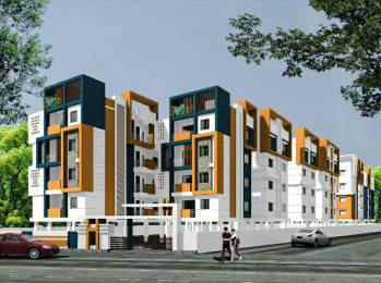 1040 sqft, 2 bhk Apartment in Builder Project Horamavu, Bangalore at Rs. 40.6000 Lacs