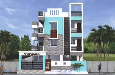 845 sqft, 2 bhk Apartment in Builder Navanithi Aparthments West Tambaram, Chennai at Rs. 35.0000 Lacs