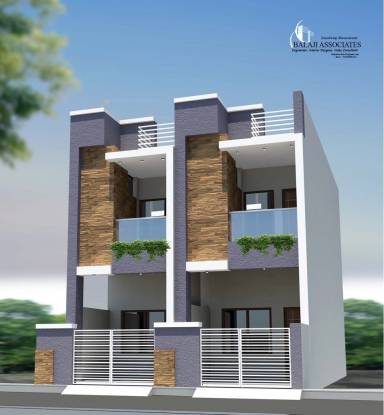 1300 sqft, 3 bhk IndependentHouse in Builder Shiv vatika township Lasudia Mori, Indore at Rs. 35.0000 Lacs