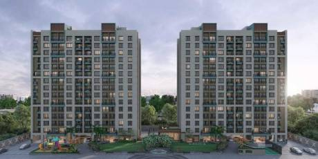 1275 sqft, 2 bhk Apartment in Builder Anv Palanpur Canal Road, Surat at Rs. 36.5000 Lacs