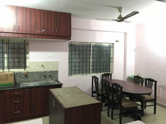 1485 sqft, 3 bhk Apartment in Radiant Red Wood Begur, Bangalore at Rs. 17000