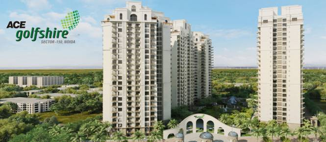 2095 sqft, 3 bhk Apartment in Ace Golfshire Sector 150, Noida at Rs. 1.3000 Cr