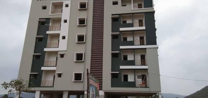 1500 sqft, 3 bhk Apartment in Builder Sri Surya leela homes Kommadi Road, Visakhapatnam at Rs. 39.0000 Lacs