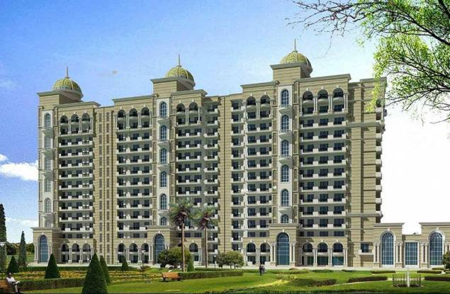 2120 sqft, 3 bhk Apartment in Purvanchal Kings Court Gomti Nagar, Lucknow at Rs. 1.2300 Cr