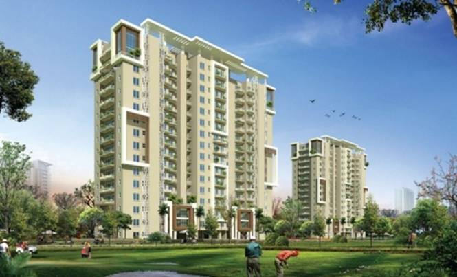 1720 sqft, 3 bhk Apartment in Emaar Palm Gardens Sector 83, Gurgaon at Rs. 1.0000 Cr