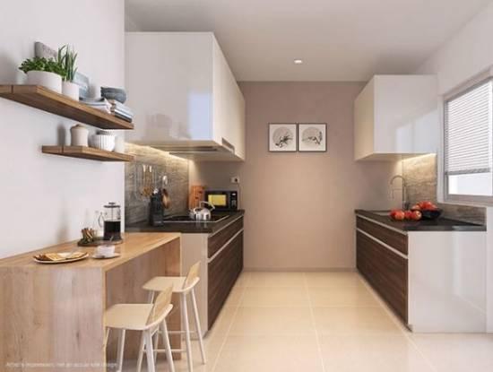 630 sqft, 2 bhk Apartment in Builder Shapoorji Pallonji Northern Lights Thane, Mumbai at Rs. 1.3000 Cr