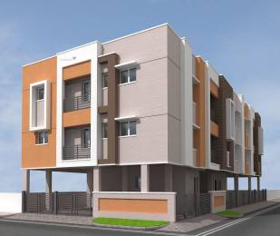 735 sqft, 2 bhk Apartment in Builder Happy Homes Ambattur Chennai Ambattur, Chennai at Rs. 31.6000 Lacs