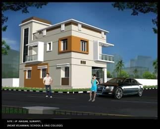 1450 sqft, 3 bhk Villa in Builder Happy homes ambattur Ambattur, Chennai at Rs. 75.0000 Lacs