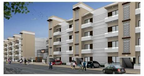 990 sqft, 2 bhk Apartment in Max Jannat E Awadh Ganj Jinholi, Barabanki at Rs. 15.9900 Lacs
