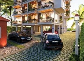 660 sqft, 1 bhk Apartment in Greenambit The Calissa Calangute, Goa at Rs. 71.0000 Lacs