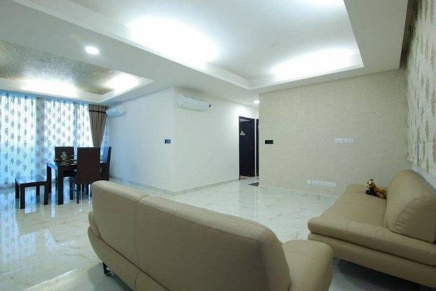 1792 sqft, 3 bhk Apartment in Aliens Space Station Township Tellapur, Hyderabad at Rs. 96.1250 Lacs