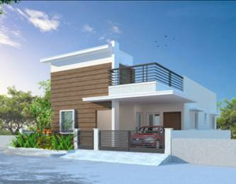 800 sqft, 1 bhk IndependentHouse in KRR Harmony Town Anandapuram, Visakhapatnam at Rs. 35.8000 Lacs