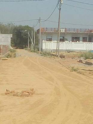 2000 sqft, Plot in Builder Silicone valley Gomti Nagar, Lucknow at Rs. 33.0000 Lacs