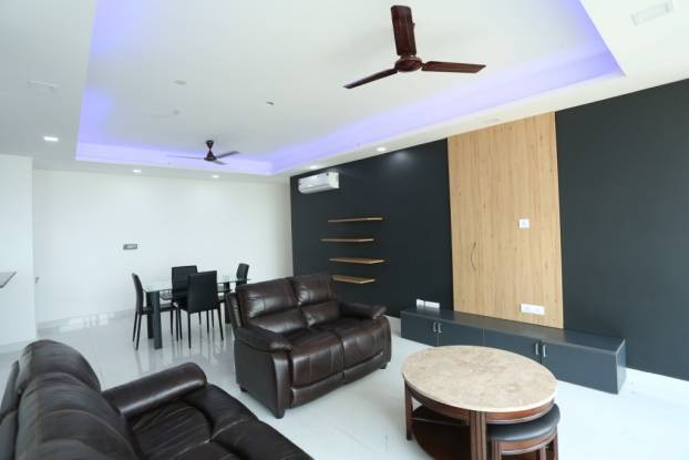 1254 sqft, 2 bhk Apartment in Aliens Space Station Township Tellapur, Hyderabad at Rs. 58.9380 Lacs