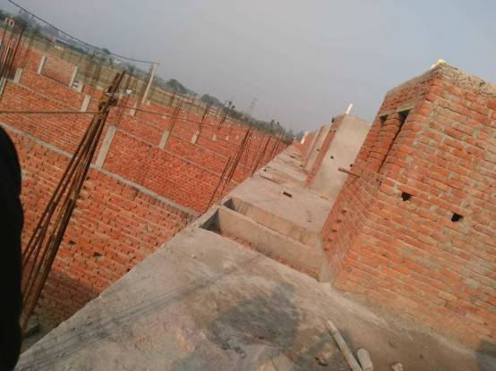 950 sqft, 2 bhk IndependentHouse in Builder Row house Kursi Road, Lucknow at Rs. 18.0000 Lacs