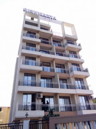 595 sqft, 1 bhk Apartment in Builder Aishwarya apartment panvel Panvel, Mumbai at Rs. 44.5388 Lacs