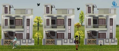 1300 sqft, 3 bhk Villa in Builder Homeyard Floors Sector 124 Mohali, Mohali at Rs. 40.9000 Lacs