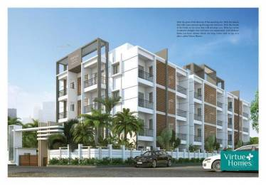 1035 sqft, 2 bhk Apartment in Virtue Infra Projects Homes Varthur, Bangalore at Rs. 40.0000 Lacs