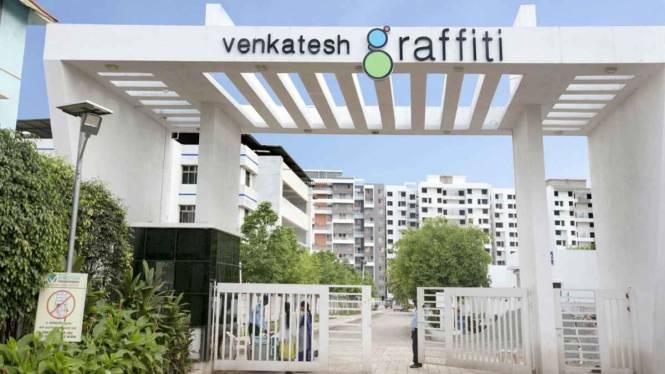 670 sqft, 1 bhk Apartment in Venkatesh Graffiti Mundhwa, Pune at Rs. 39.0000 Lacs