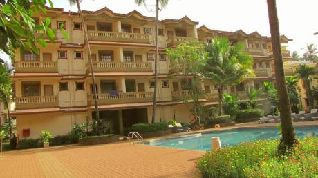 1110 sqft, 2 bhk Apartment in Builder Project Candolim, Goa at Rs. 28000