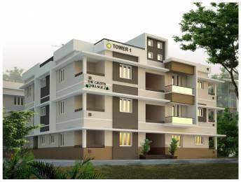 875 sqft, 2 bhk Apartment in Builder Hanco Green Village Kottayi Pudur Parali Road, Palakkad at Rs. 18.8000 Lacs