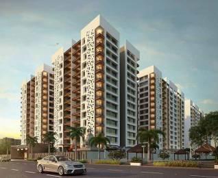 1360 sqft, 2 bhk Apartment in Rajhans Synfonia Vesu, Surat at Rs. 56.0000 Lacs