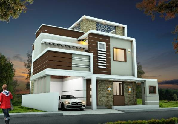 1205 sqft, 3 bhk IndependentHouse in Builder ramana gardenz Marani mainroad, Madurai at Rs. 59.0450 Lacs
