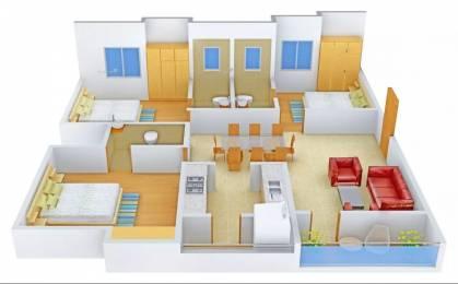 1429 sqft, 3 bhk Apartment in Kgeyes Veda Ranghaa Nivas Kodambakkam, Chennai at Rs. 32000