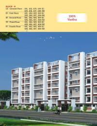 1100 sqft, 2 bhk Apartment in Builder Sai sudha homes Nidamanuru, Vijayawada at Rs. 26.0000 Lacs