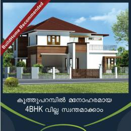 1770 sqft, 4 bhk Villa in Builder P13 buildhome Kinavakkal Vengad Road, Kannur at Rs. 68.8000 Lacs