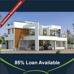 2500 sqft, 4 bhk IndependentHouse in Builder BUILD HOME Aluva East, Ernakulam at Rs. 75.0000 Lacs