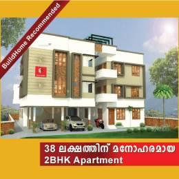 1130 sqft, 2 bhk Villa in Builder P46 BUILD HOME Thaze Chovva Mattannur Road, Kannur at Rs. 38.0000 Lacs
