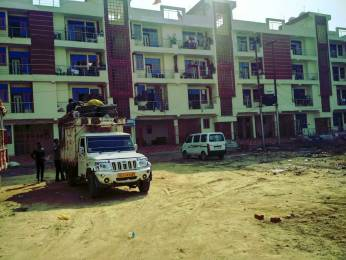 870 sqft, 2 bhk Apartment in Builder galaxy apartment rail vihar soceity DLF Ankur Vihar, Ghaziabad at Rs. 18.0000 Lacs