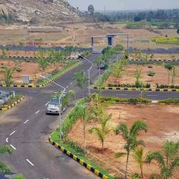 12150 sqft, Plot in Builder Vharsha Paradise Koppuravuru, Guntur at Rs. 18.0000 Lacs