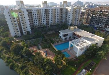 1000 sqft, 2 bhk Apartment in Kalpataru Serenity Manjari, Pune at Rs. 20000