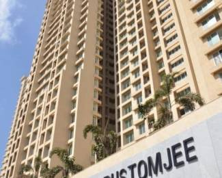 1102 sqft, 2 bhk Apartment in Rustomjee Urbania Thane West, Mumbai at Rs. 1.2600 Cr