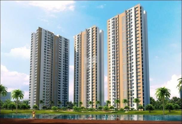 705 sqft, 1 bhk Apartment in Lodha Amara Tower 38 Thane West, Mumbai at Rs. 68.7500 Lacs