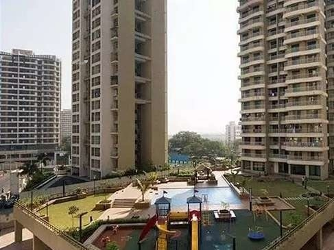 1155 sqft, 2 bhk Apartment in Paradise Sai Spring Kharghar, Mumbai at Rs. 21000