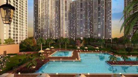 1200 sqft, 2 bhk Apartment in Dosti West County Oak Thane West, Mumbai at Rs. 1.0500 Cr