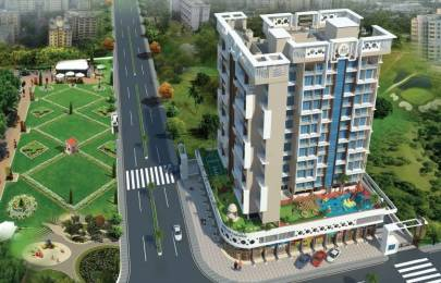 1200 sqft, 2 bhk Apartment in Shelter Paradise Kharghar, Mumbai at Rs. 1.0500 Cr
