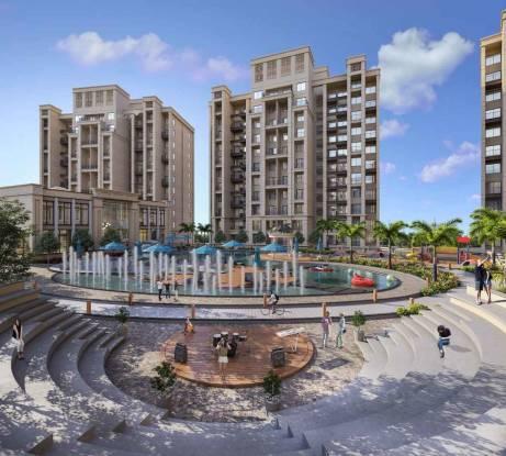 660 sqft, 1 bhk Apartment in Today Anandam Phase I Kharghar, Mumbai at Rs. 43.5000 Lacs