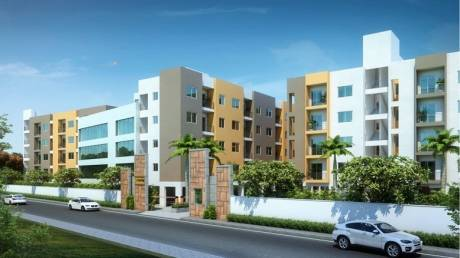 590 sqft, 2 bhk Apartment in Urbanrise Jubliee Residences Guduvancheri, Chennai at Rs. 21.0700 Lacs