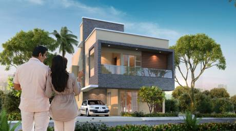 1375 sqft, 3 bhk Villa in Alliance Alliance Humming Gardens Kelambakkam, Chennai at Rs. 78.4000 Lacs