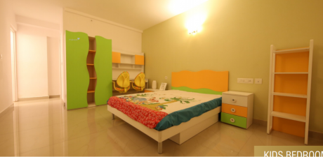 6385 sqft, 5 bhk Apartment in Alliance Orchid Springs Korattur, Chennai at Rs. 6.3000 Cr